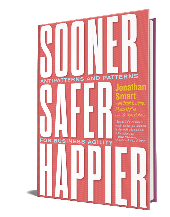 sooner safer happier book
